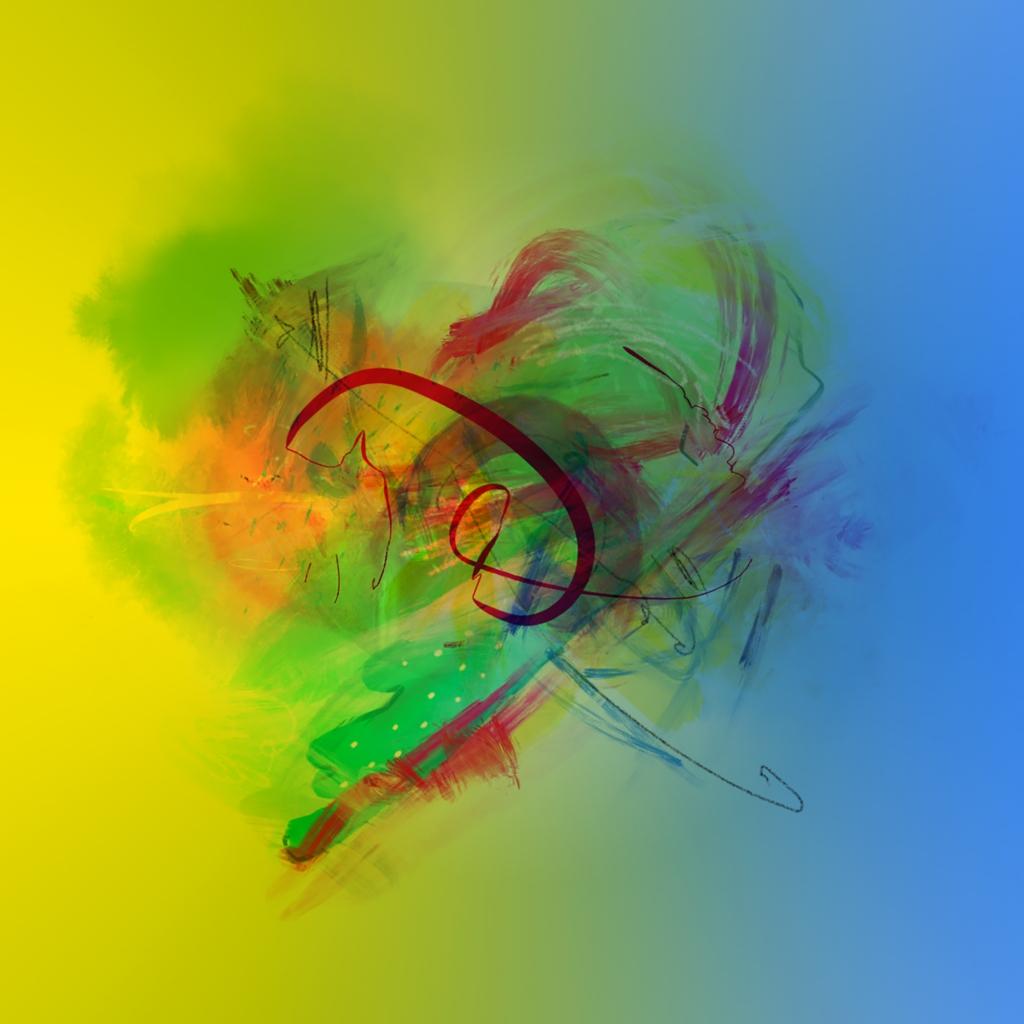 Jadon Ulrich - generative digital painting