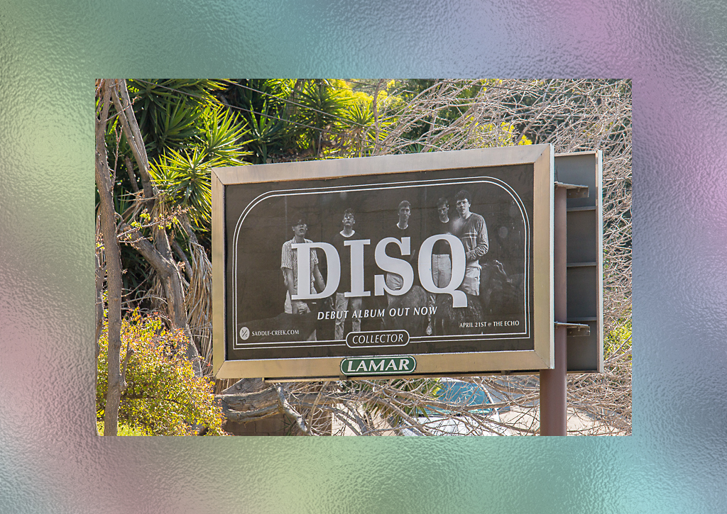 Disq - Collector - billboard photo