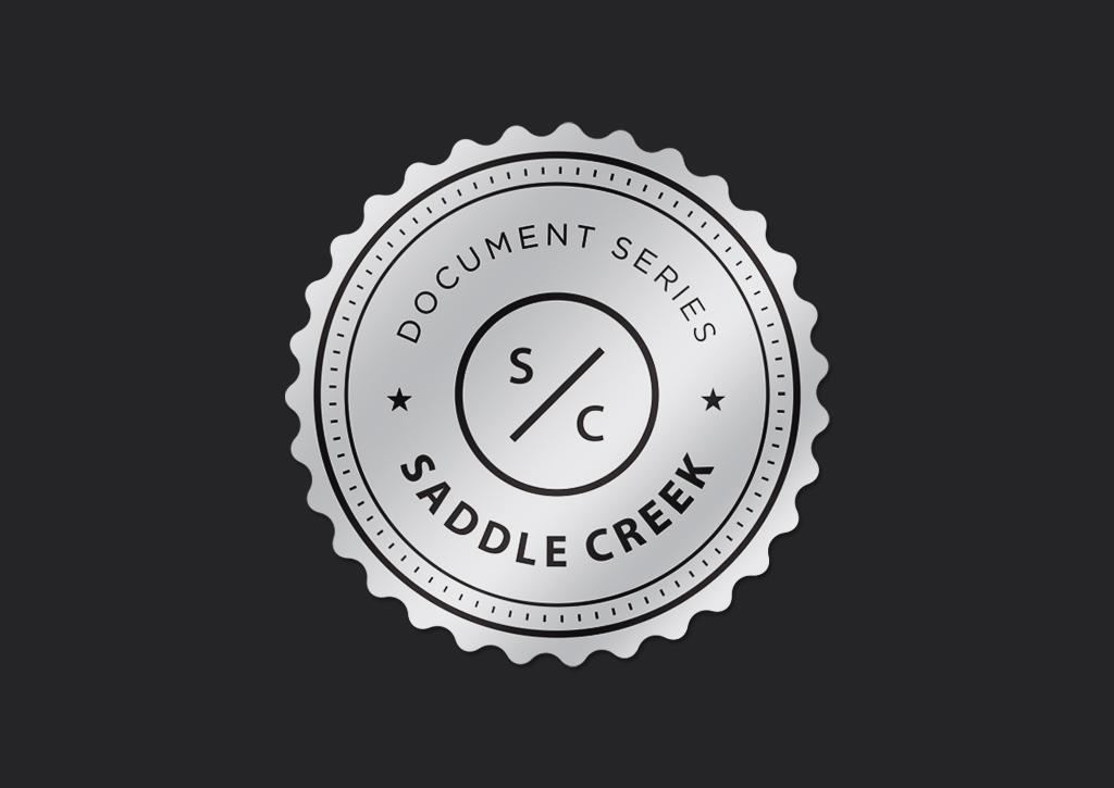Document Series - foil sticker - branding emblem