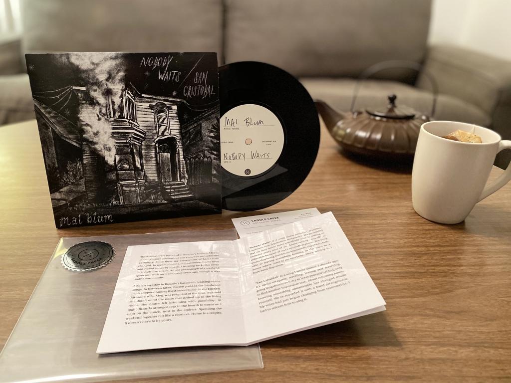 Document Series - Mal Blum packaging